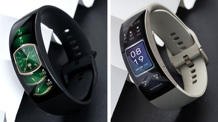 Huami Amazfit X startet: Smartwatch mit Curved-Display und EKG